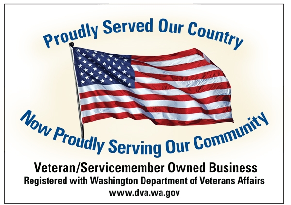 Click here for the Washington State Veterans Website